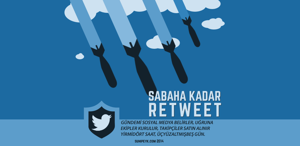sabaha kadar retweet