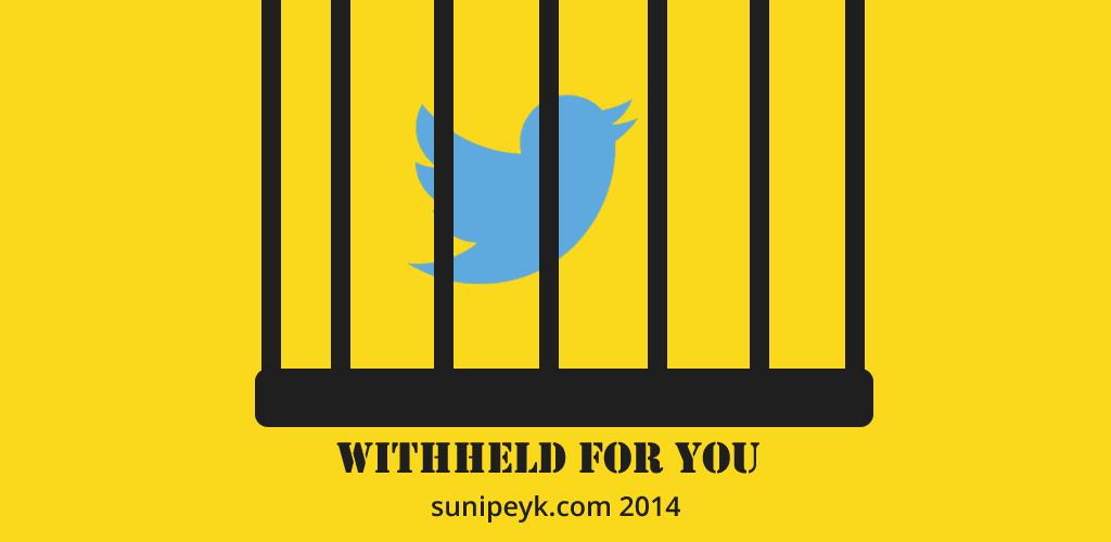 twitter kuşu kafesin içinde