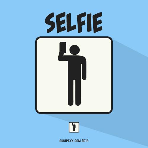 selfie ikonu erkek