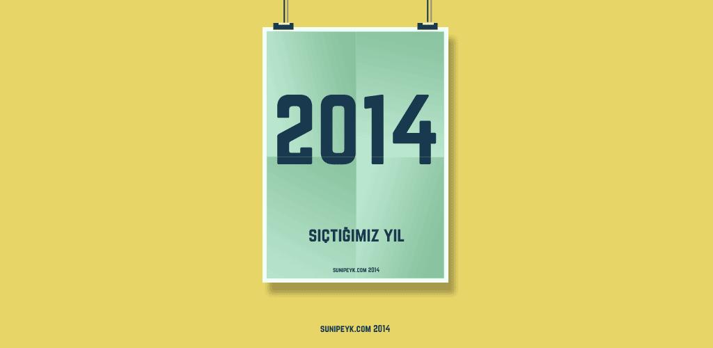 2014 yılı posteri