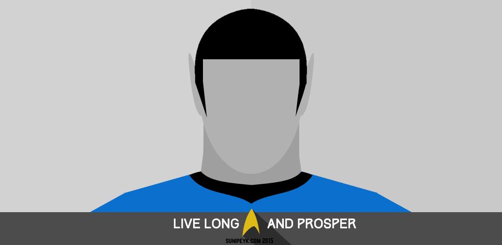 Mr Spock ikonu