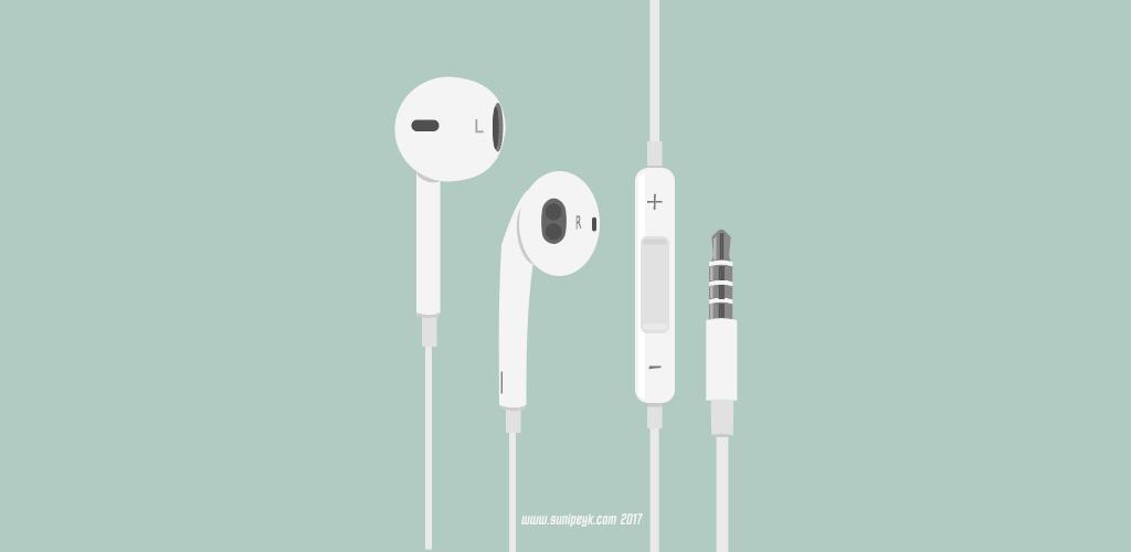 iPhone kulaklık