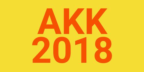 akk 2018