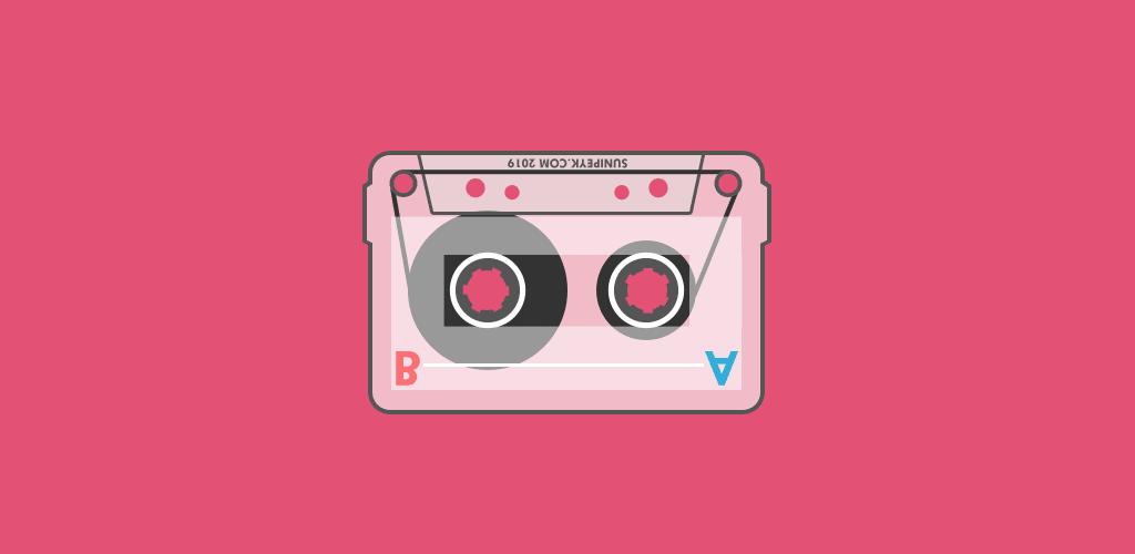 kaset ikonu
