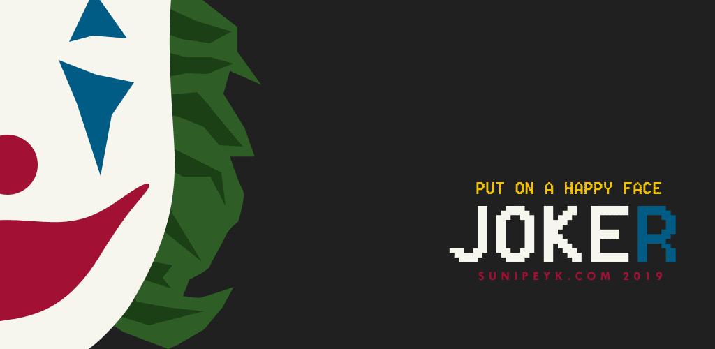 Joker filmi posteri