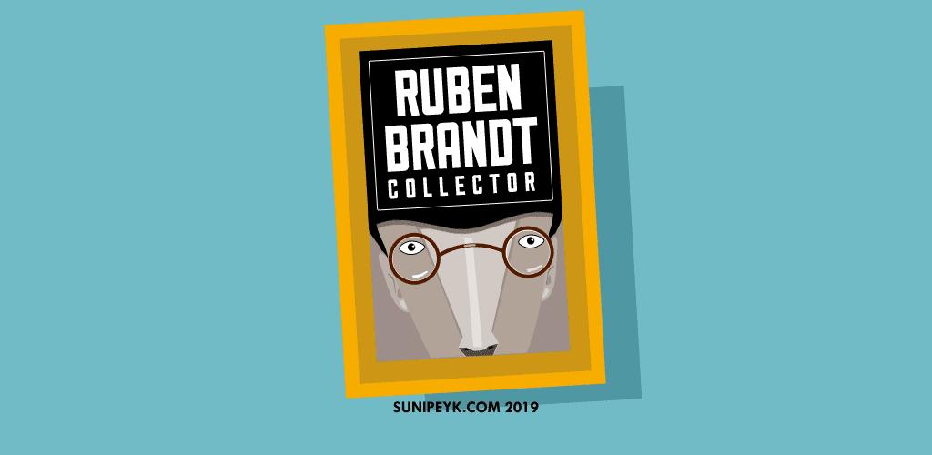 Ruben Brandt, Collector filminin posterinin yeiniden yapım ikonu