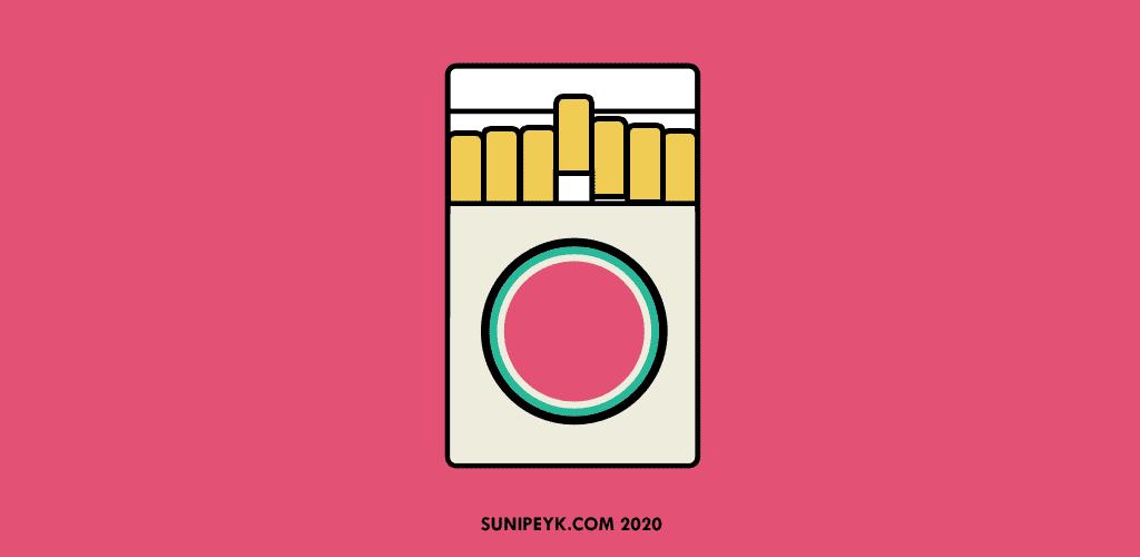 sigara paketi ikonu