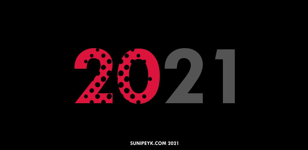 Siyah üzerine 2021