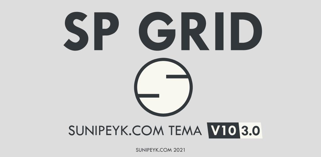 sp grid tema 10.3 versiyonu